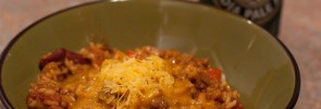 Easy Ground Beef Chili Recipe