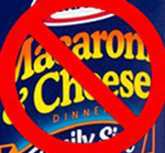 no good! bad macaroni and cheese!