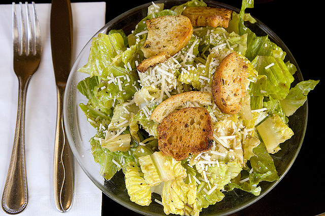 Easy Homemade Caesar Salad Dressing Recipe How To Cook Hero