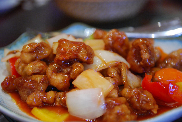 Sweet and Sour Sauce recipe - pork not included