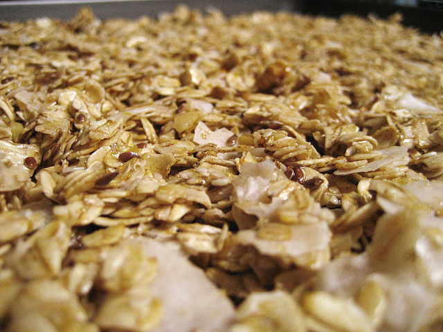 Homemade Granola for Cereal