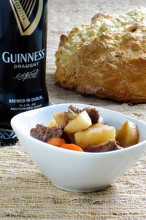 Beef Stew with a Guinness